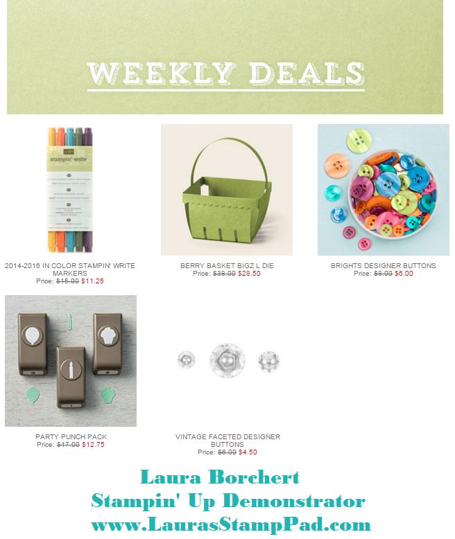 Weekly Deals 1.19