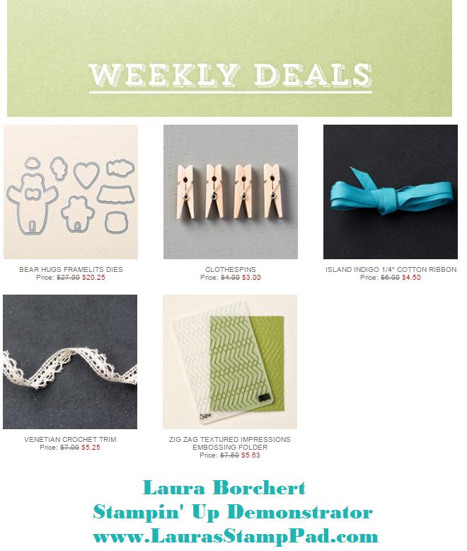 Weekly Deals 1.26