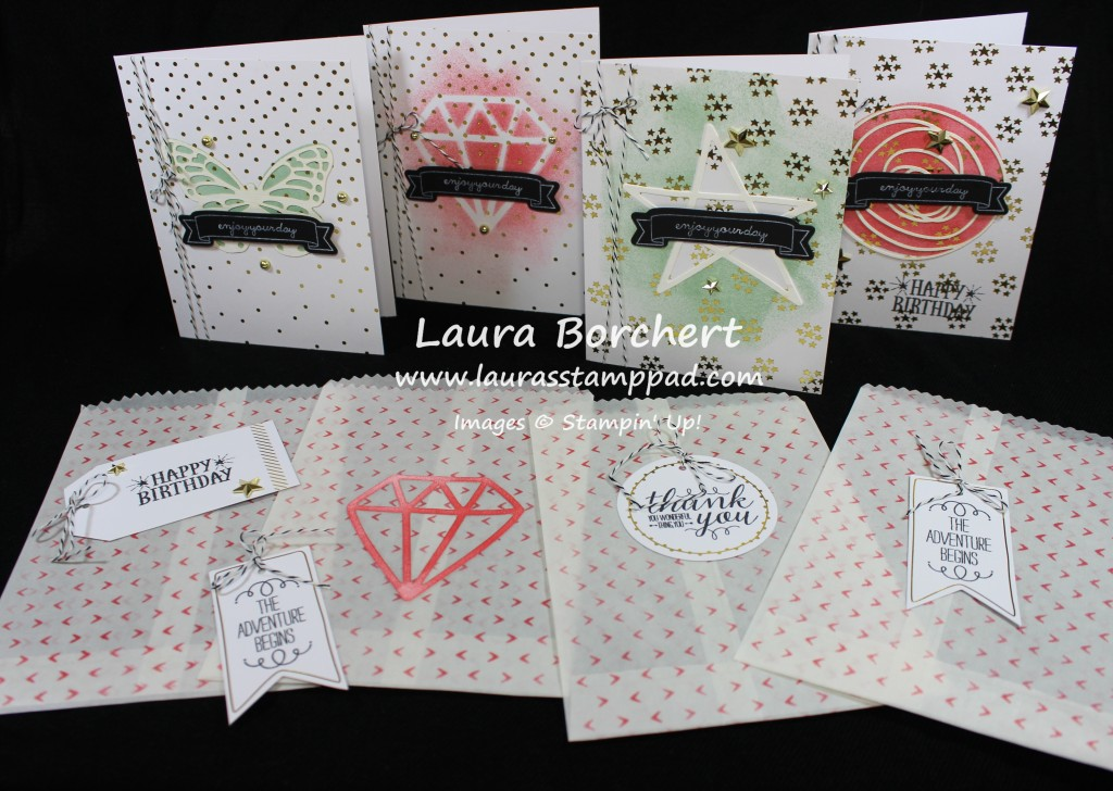 You're So Lovely Kit, www.LaurasStampPad.com