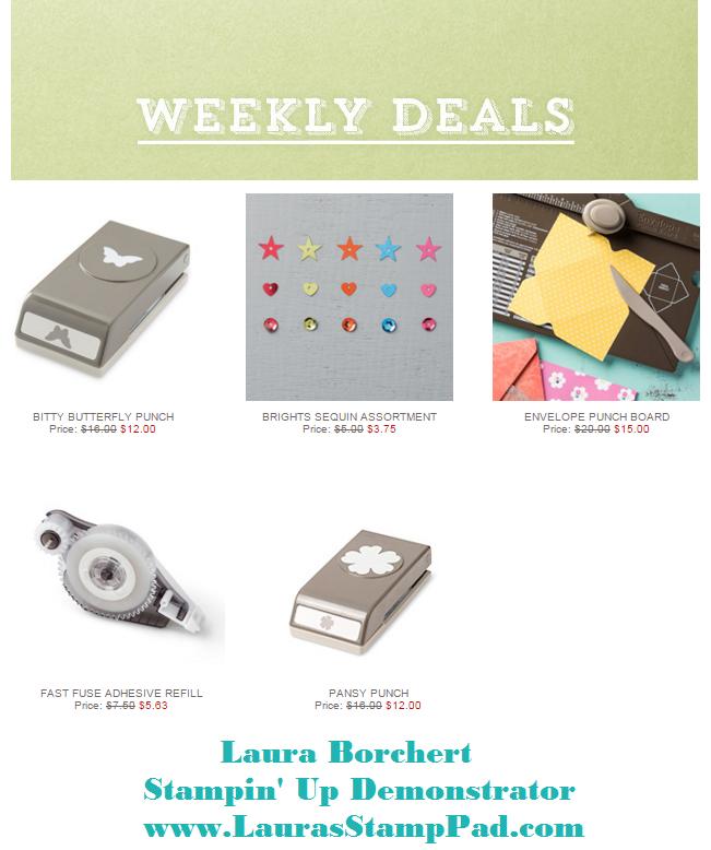 Weekly Deals 2.16