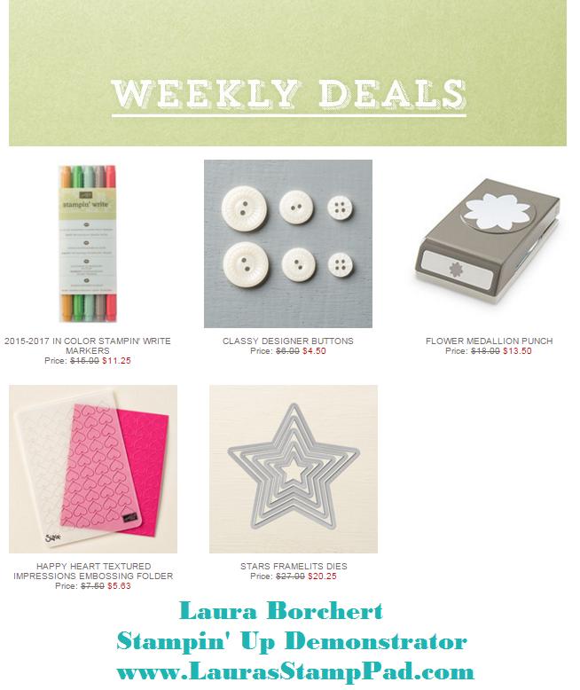 Weekly Deals 2.23