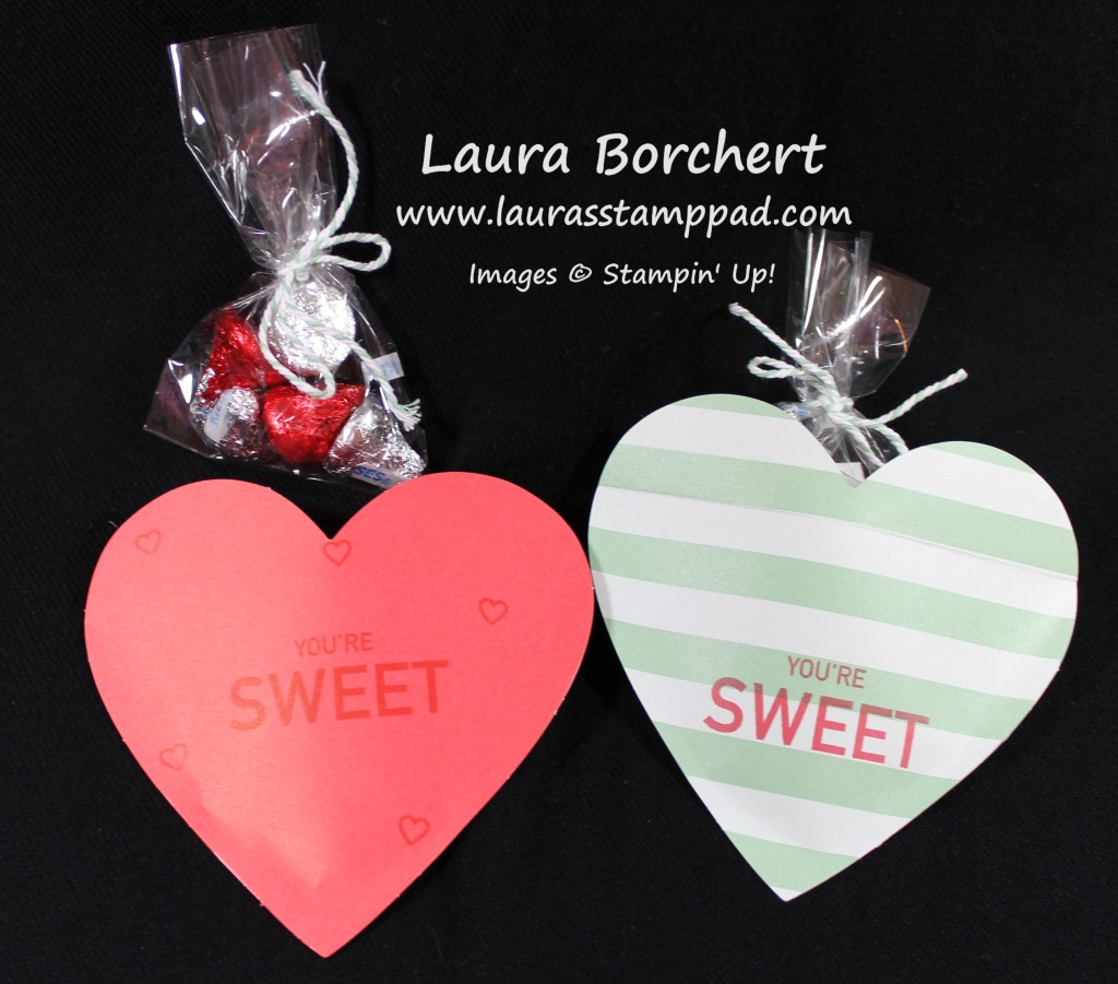 You're Sweet, www.LaurasStampPad.com