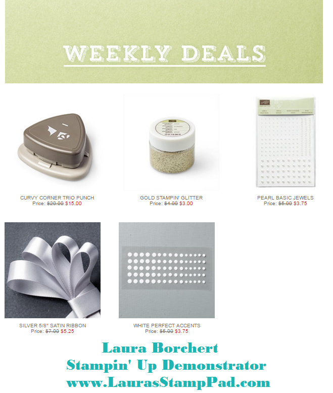 Weekly Deals 3.22.2016