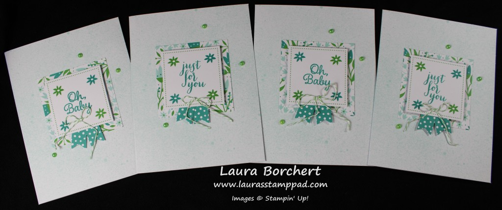 Pocketful of Cheer, www.LaurasStampPad.com
