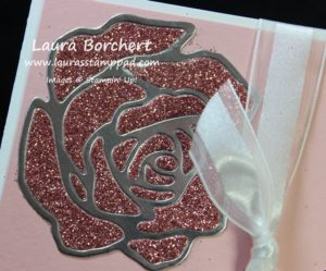 Blush Rose, www.LaurasStampPad.com