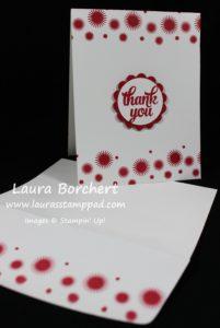 Top Starburst, www.LaurasStampPad.com