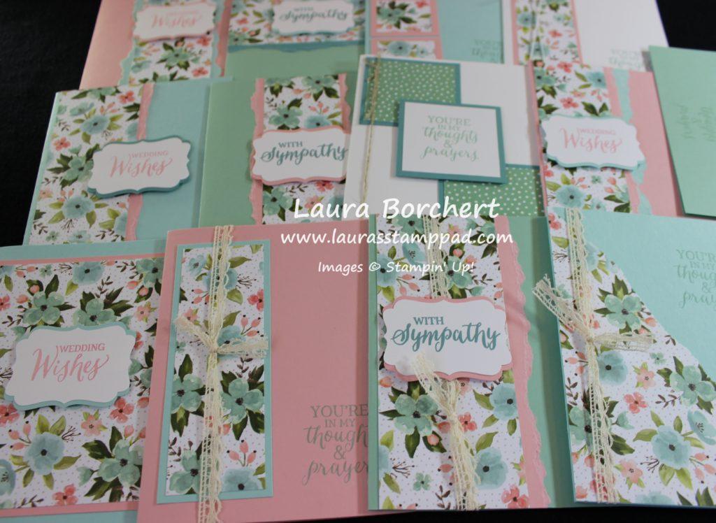 Flower OSW, www.LaurasStampPad.com