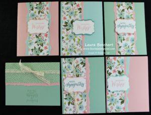 Birthday Bouquet OSW, www.LaurasStampPad.com