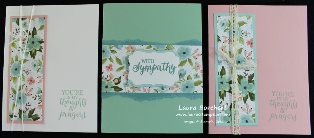 Quick and Simple OSW, www.LaurasStampPad.com