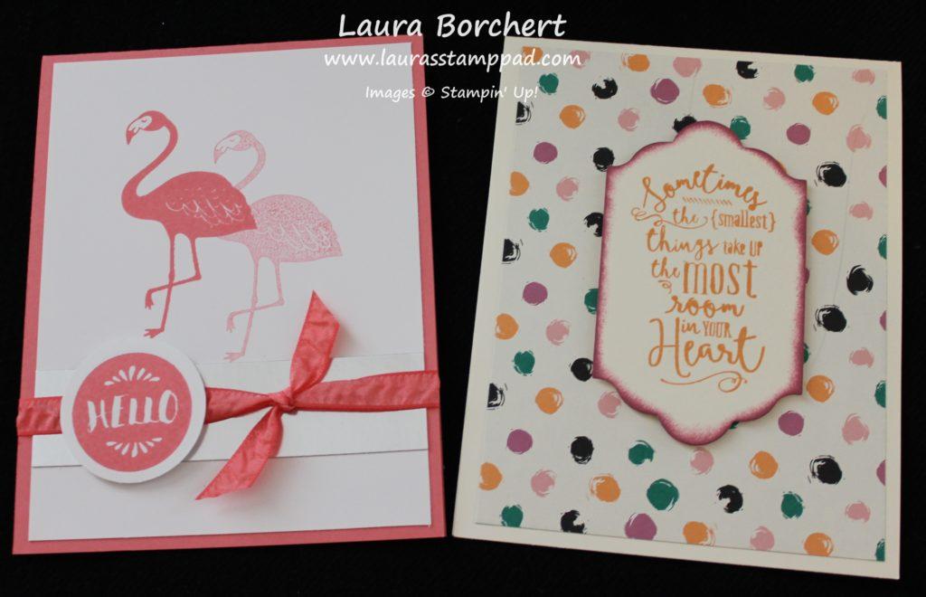Girls Night Out Cards, www.LaurasStampPad.com
