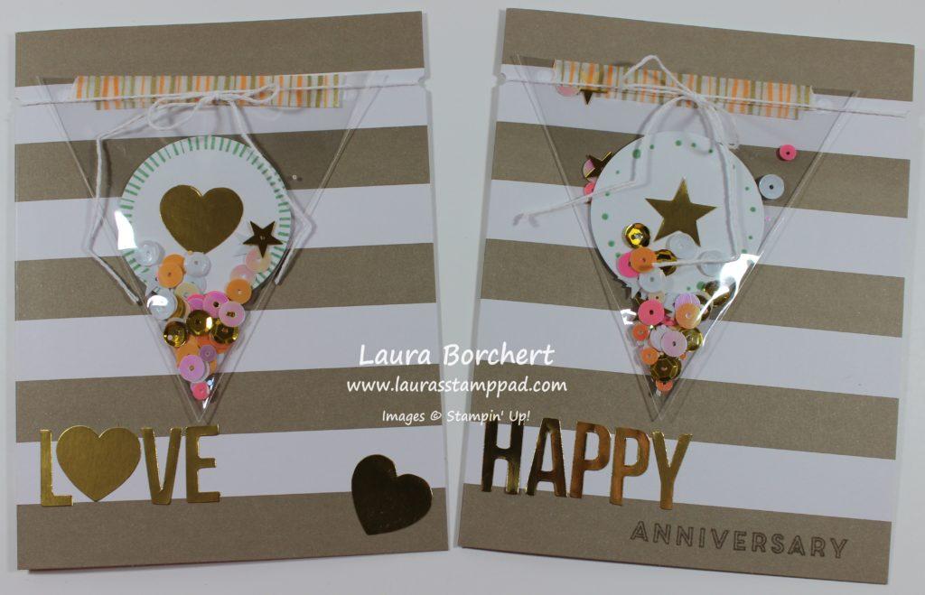Anniversary Cards, www.LaurasStampPad.com