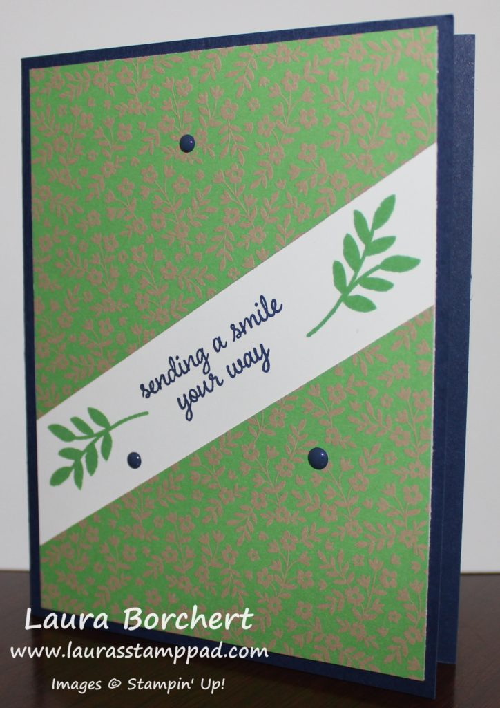 Affectionately Yours, www.LaurasStampPad.com
