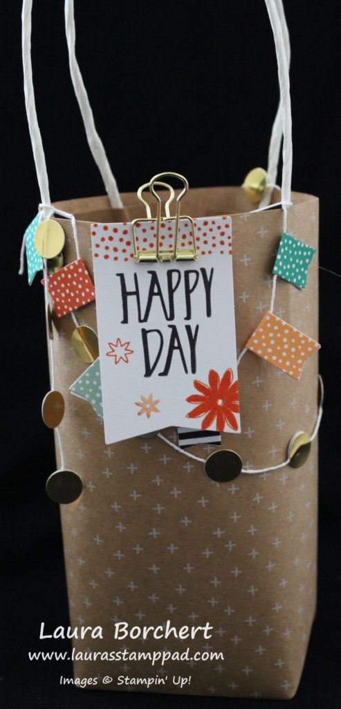 Happy Day, www.LaurasStampPad.com