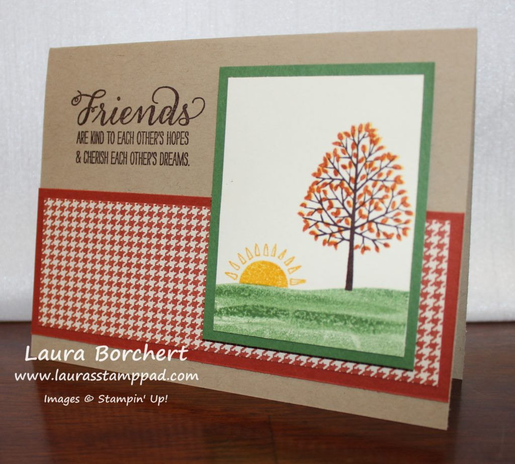 fall-sunrise, www.LaurasStampPad.com