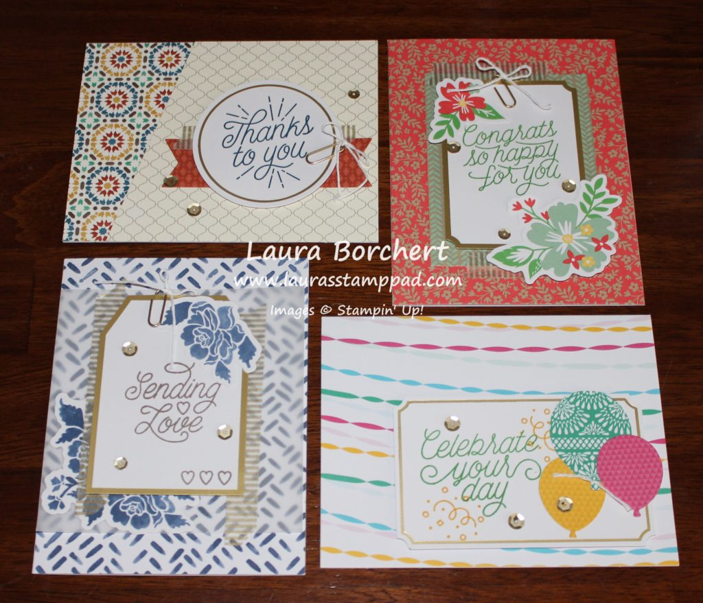 designer-tin-of-cards, www.LaurasStampPad.com