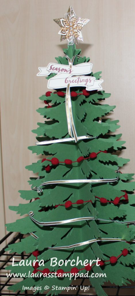 garland-tree, www.LaurasStampPad.com