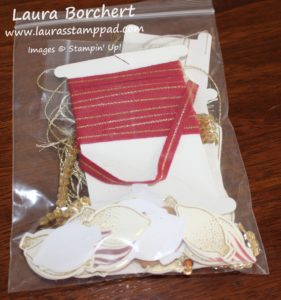 leftover-pieces-ornaments, www.LaurasStampPad.com
