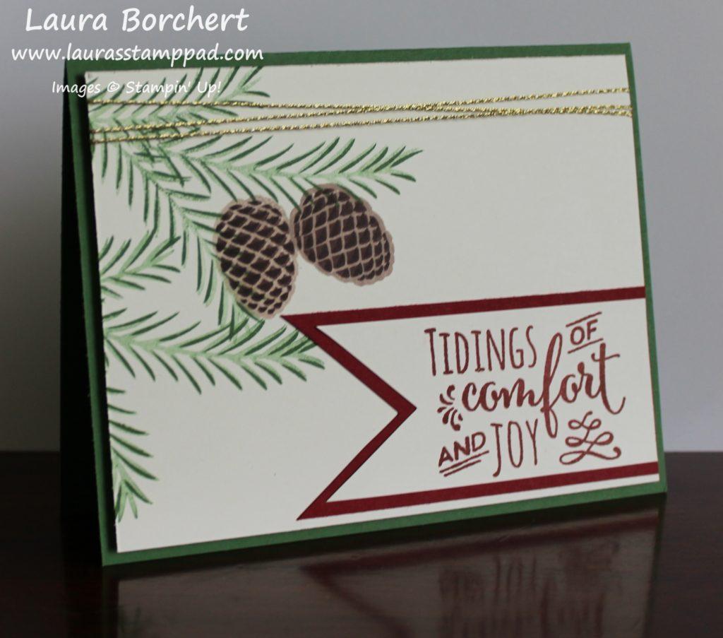 tiding-of-comfort, www.LaurasStampPad.com