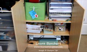 Business Cabinet, www.LaurasStampPad.com