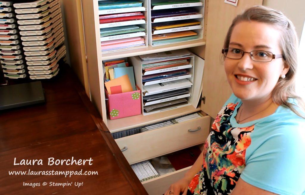 Cabinet Stamps.Paper, www.LaurasStampPad.com