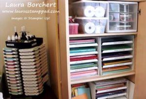 Top Shelf Ribbon, www.LaurasStampPad.com