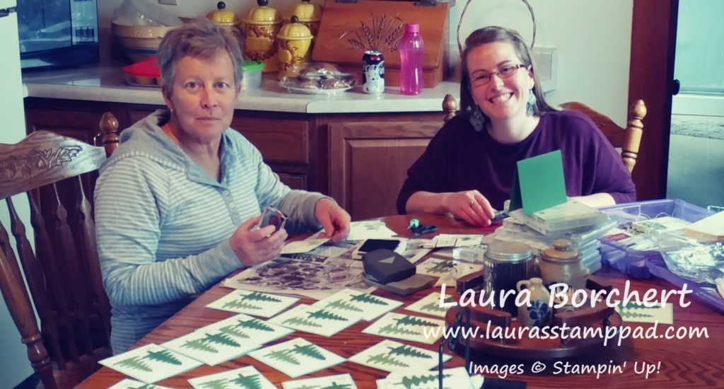 Mom & Me, www.LaurasStampPad.com