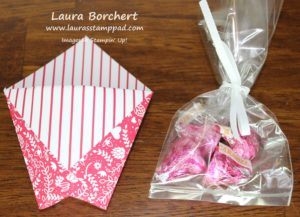 Treat Pocket, www.LaurasStampPad.com