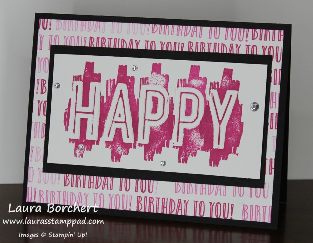 Celebrations Duo Embossing Folder, www.LaurasStampPad.com