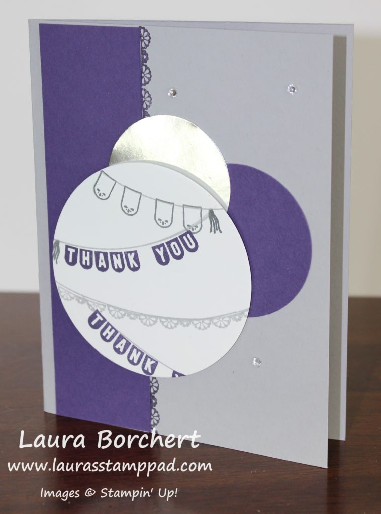 Any Occasion Banners, www.LaurasStampPad.com