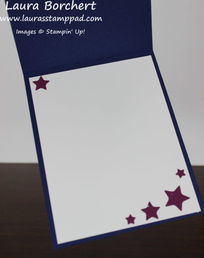 Star Border, www.LaurasStampPad.com