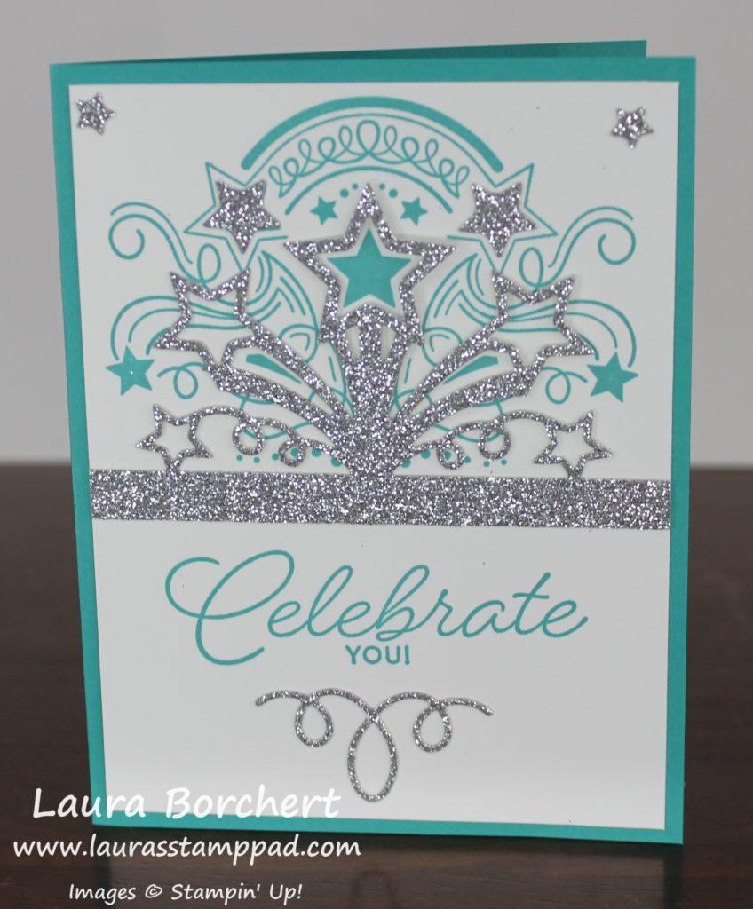 Birthday Blast, www.LaurasStampPad.com