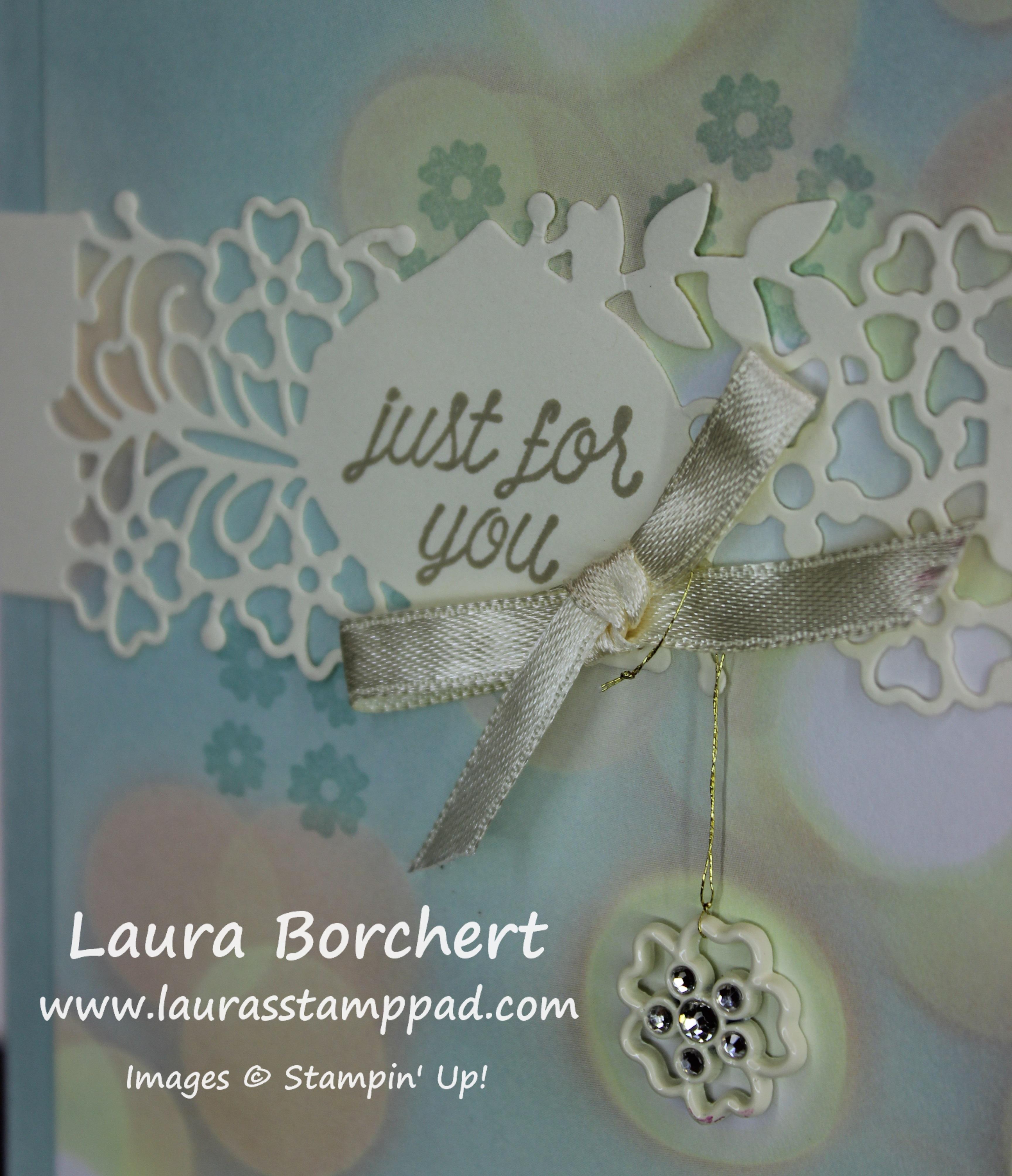 Detailed Jewels, www.LaurasStampPad.com