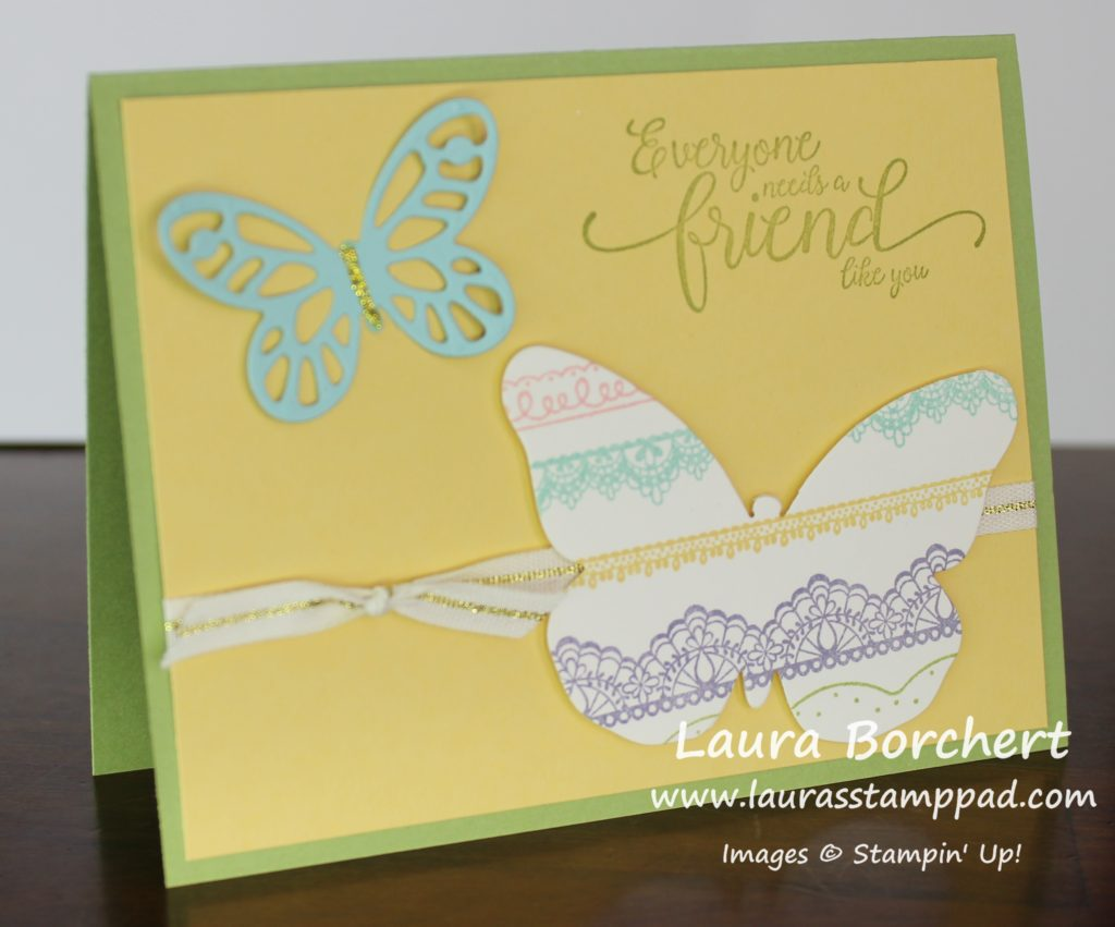 Delicate Detail Butterfly, www.LaurasStampPad.com