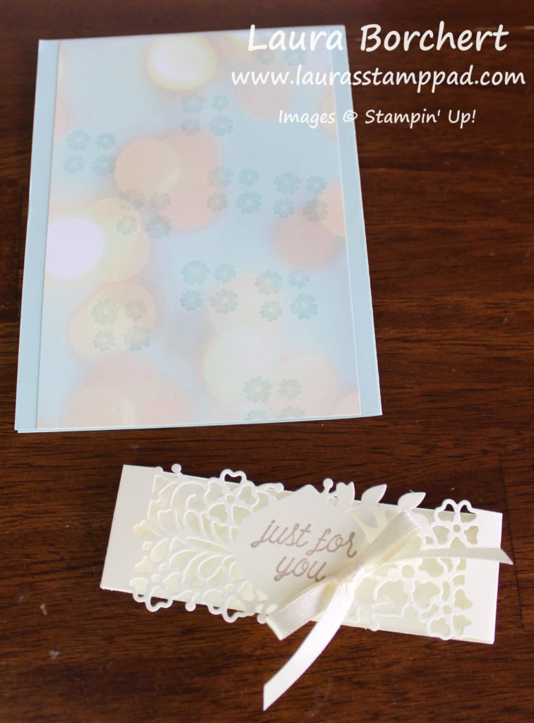 Belly Band, www.LaurasStampPad.com