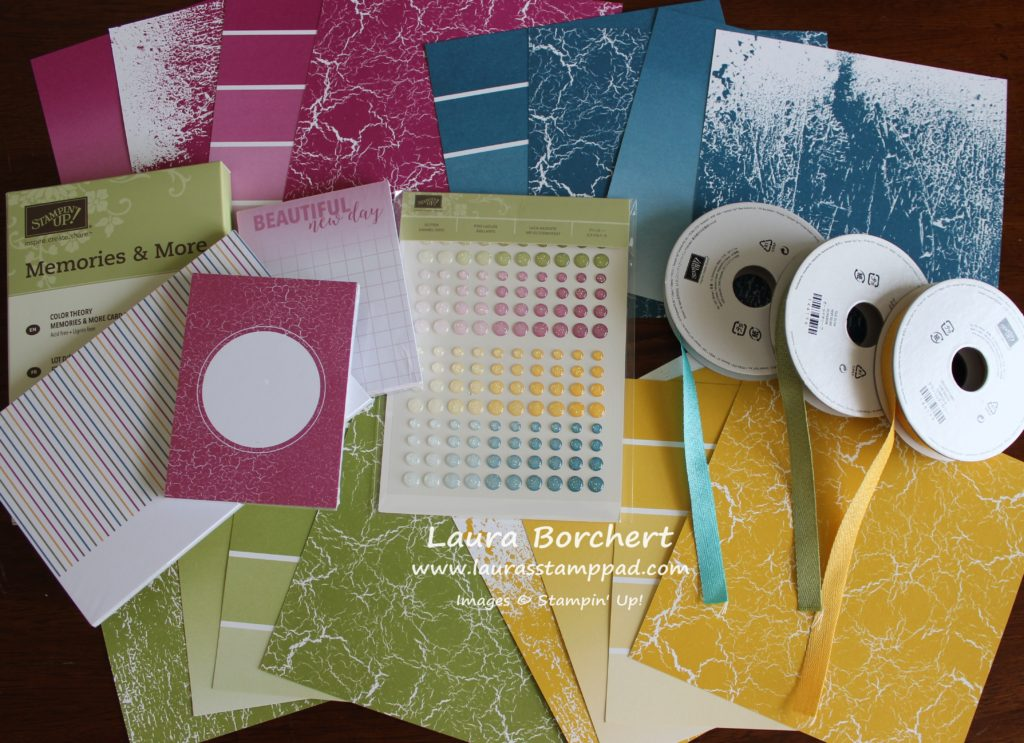 Color Theory, www.LaurasStampPad.com
