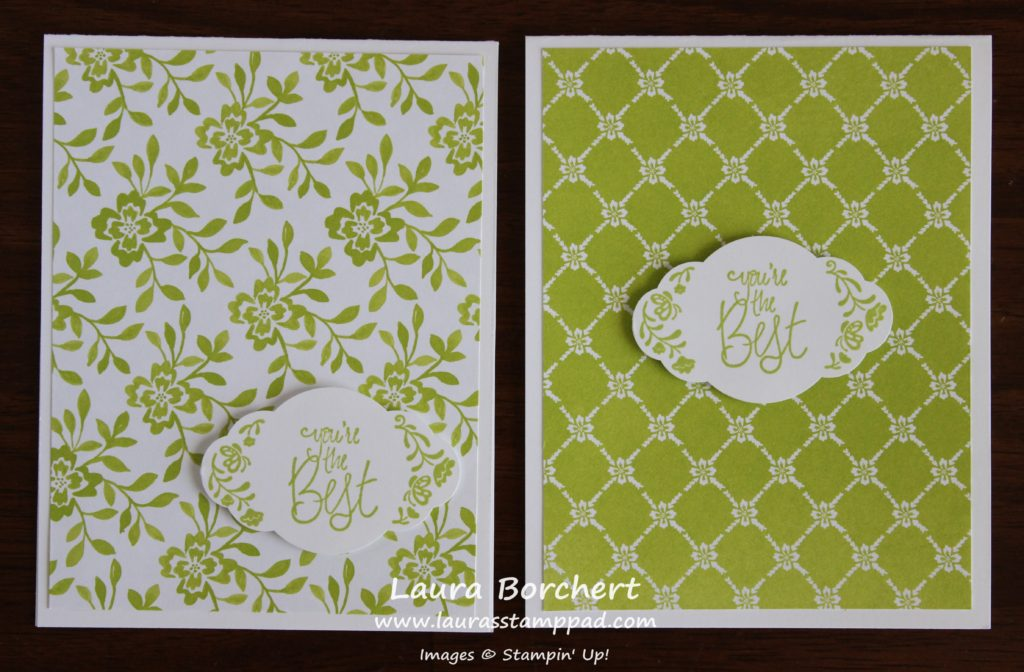 Lemon Lime Twist, www.LaurasStampPad.com
