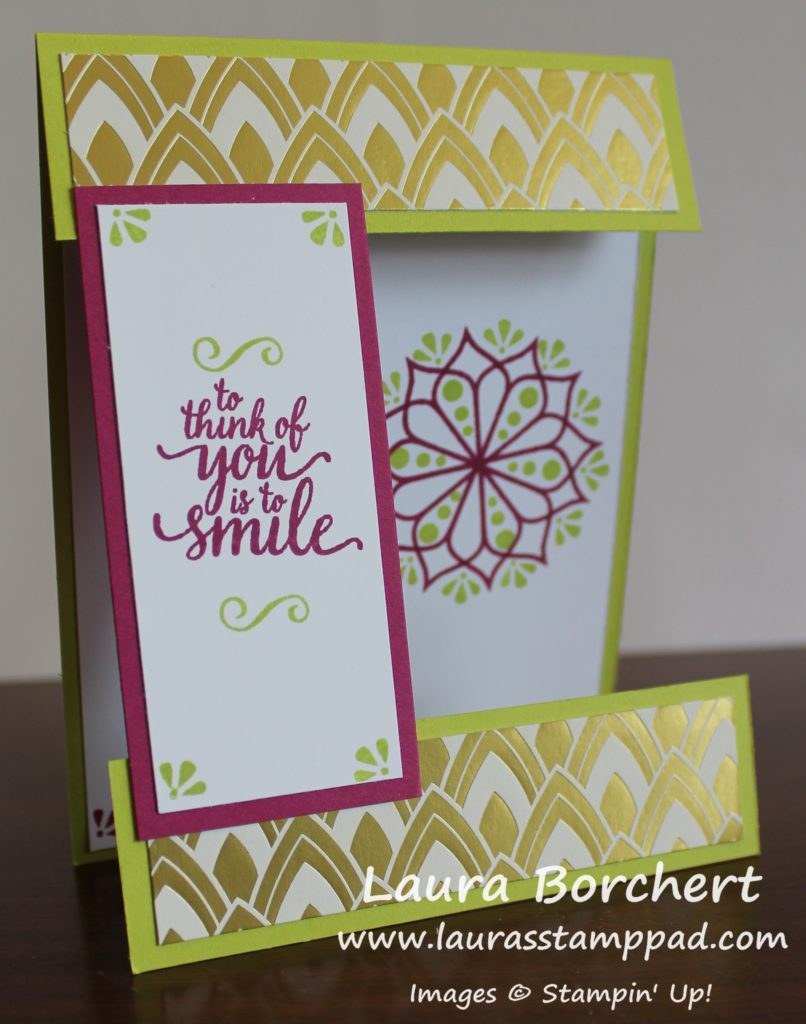 Lime & Berry, www.LaurasStampPad.com