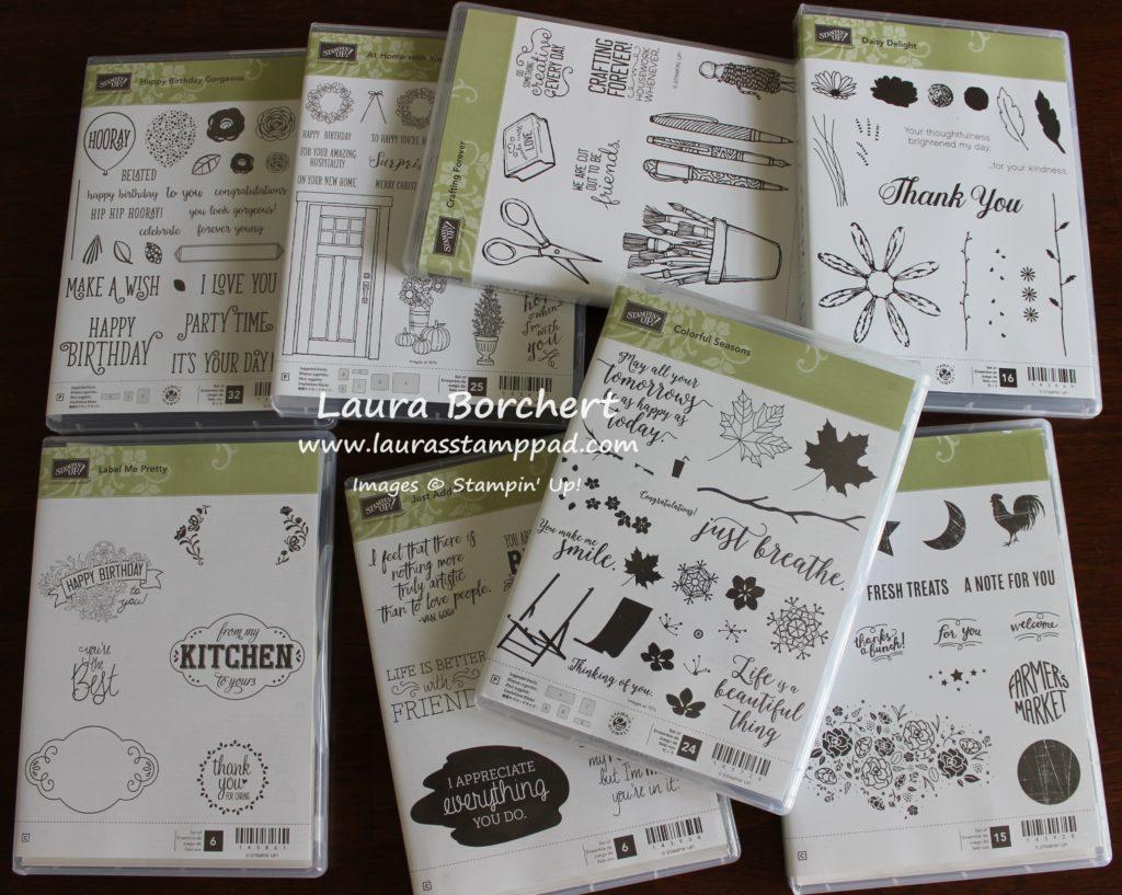 Stamps, www.LaurasStampPad.com