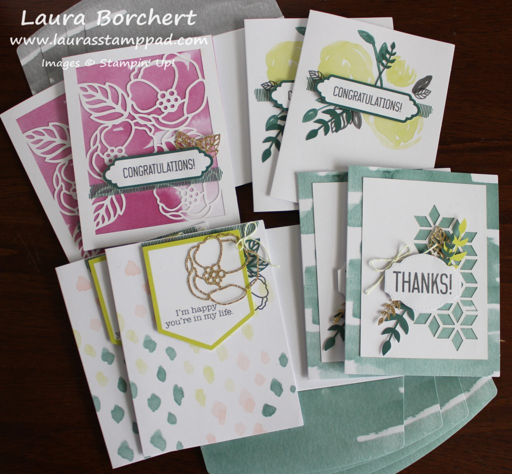Large Cards, www.LaurasStampPad.com