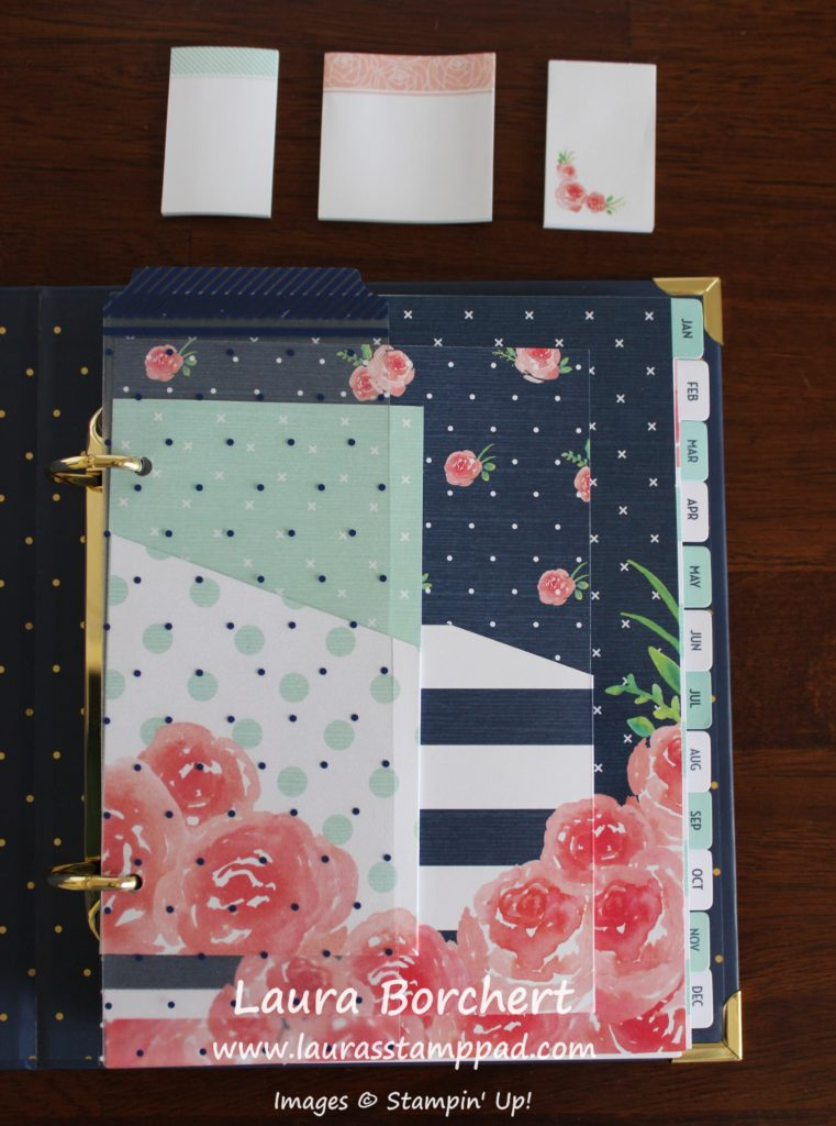 Love Today Project Planner, www.LaurasStampPad.com