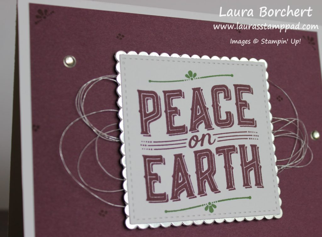 Carols of Christmas Bundle, www.LaurasStampPad.com