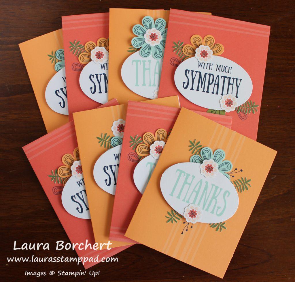 August 2017 Paper Pumpkin, www.LaurasStampPad.com