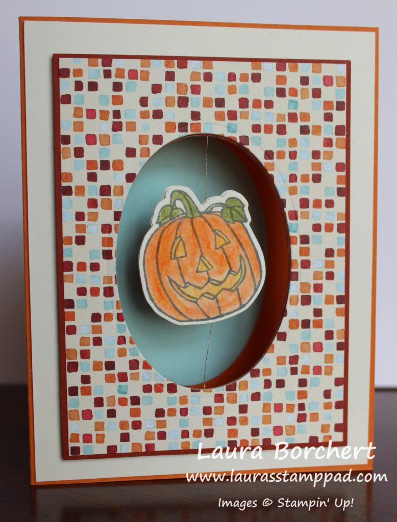 Painted Autumn Designer Paper, www.LaurasStampPad.com