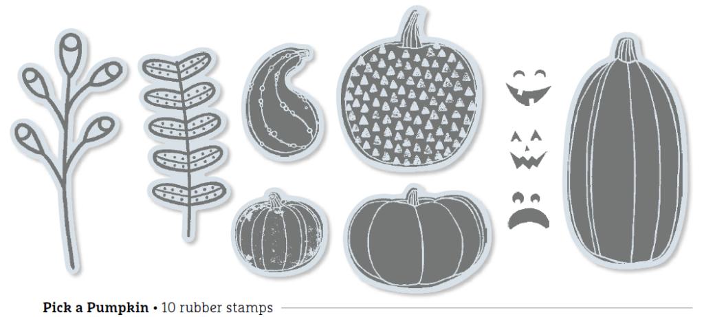 Pick A Pumpkin, www.LaurasStampPad.com