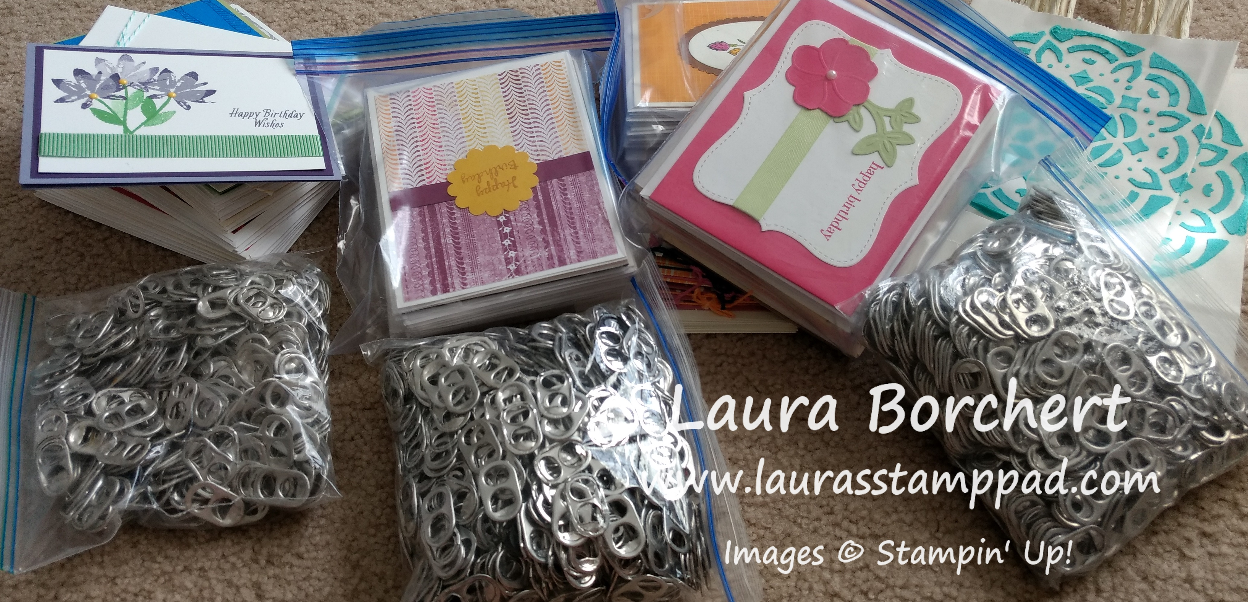 Ronald McDonald House Donation LaurasStampPad