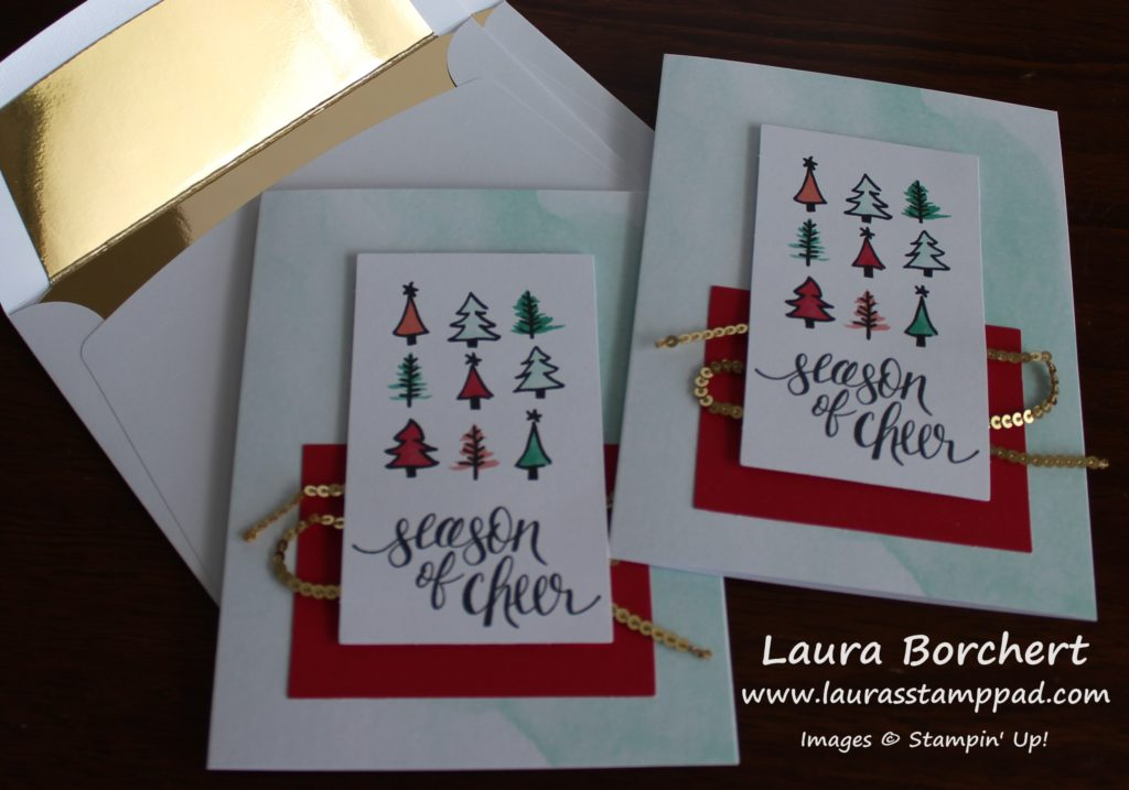 Season Of Cheer, www.LaurasStampPad.com