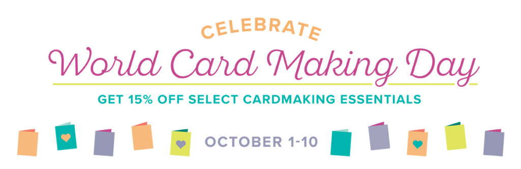 World Card Making Day, www.LaurasStampPad.com