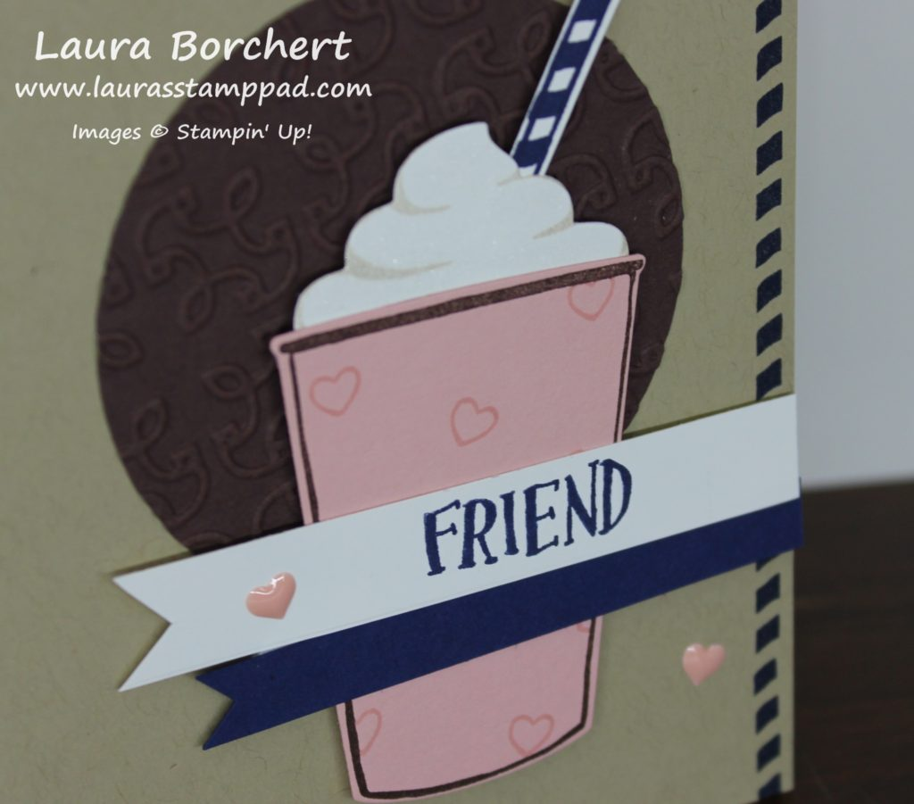 Gather with Friends, www.LaurasStampPad.com