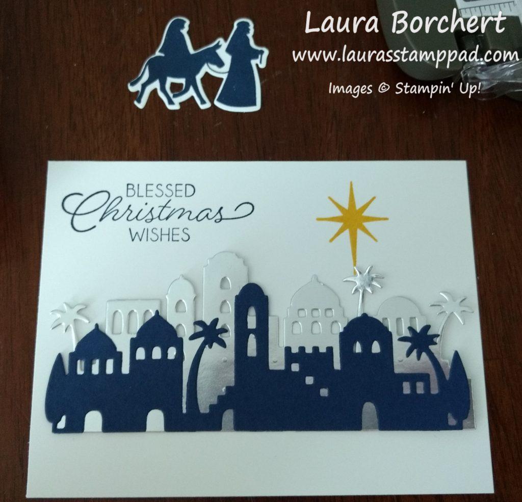 Assemble Bethlehem, www.LaurasStampPad.com