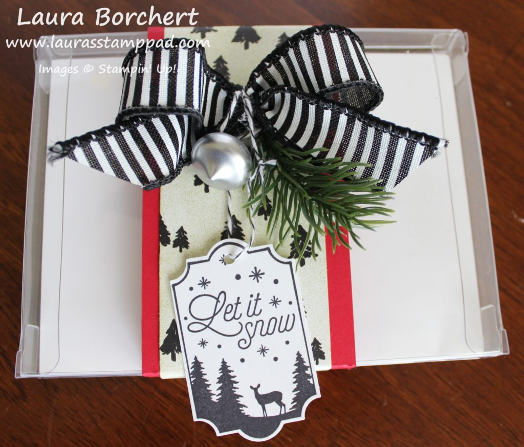 Boxes & Boughs, www.LaurasStampPad.com